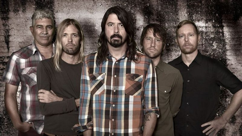 Foo Fighters Tour Postponed