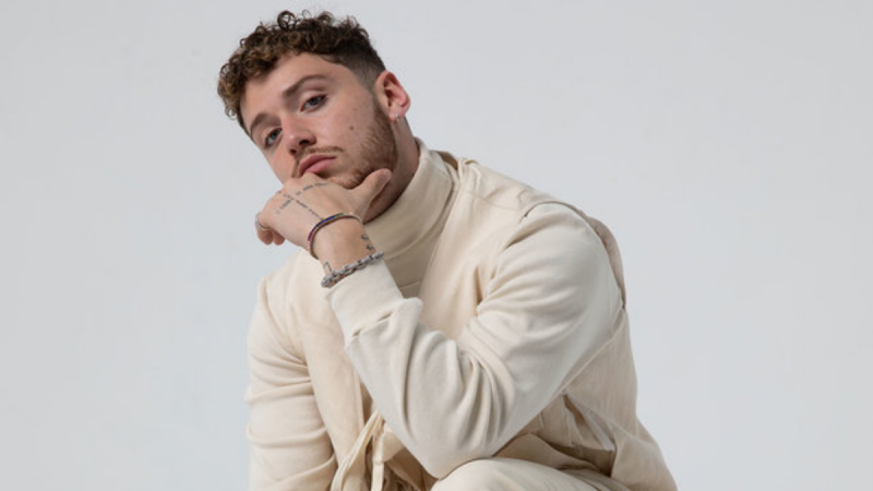 Bazzi Is Back With 'Young & Alive' So It's Our Time To Thrive!