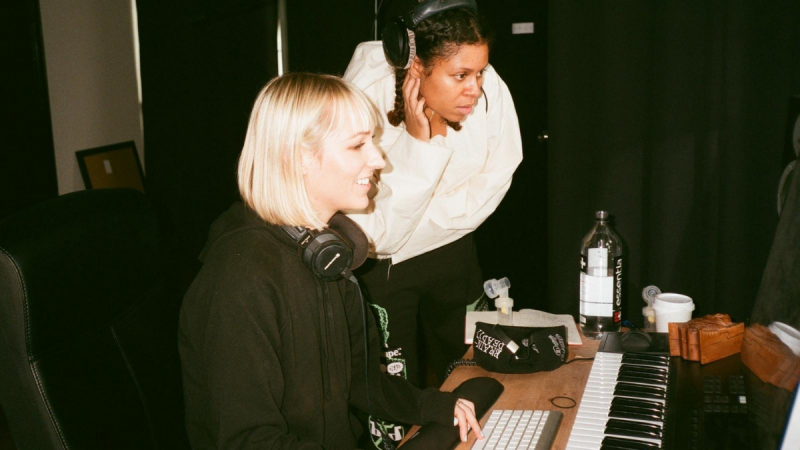 Kito Teams Up With AlunaGeorge & An Explosive New Bop Was Born!