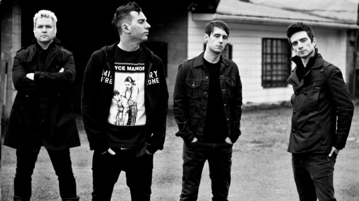 Anti-Flag Calls Us Out in New Video for '20/20 Vision'