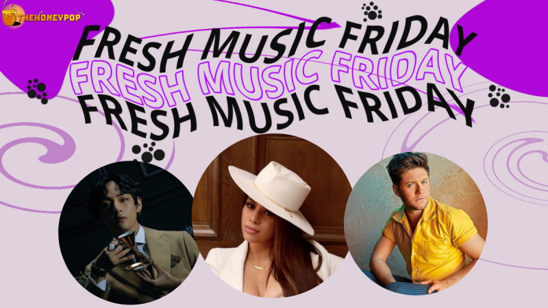 Fresh Music Friday: Niall Horan, Rita Ora, BTS' V, and MORE!