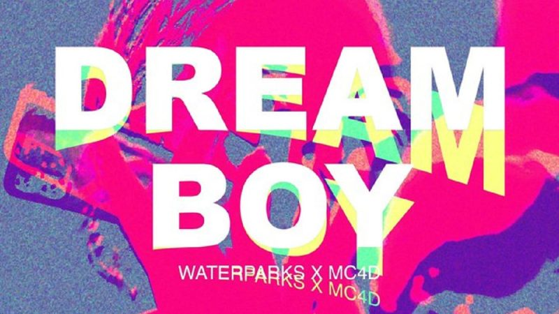 Waterparks Drops New 'Dream Boy' Remix with MC4D