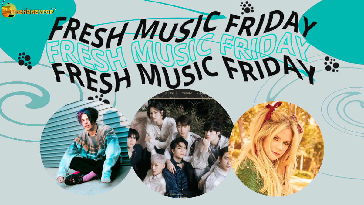 Fresh Music Friday: Yungblud, Avril Lavigne, GOT7, and more!