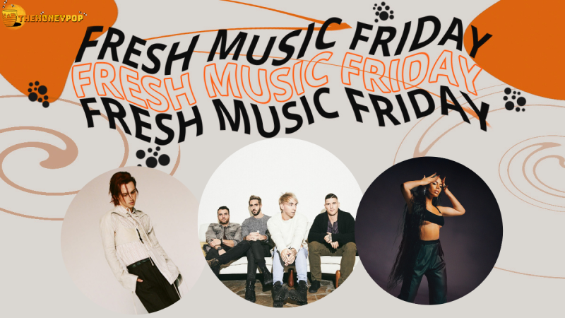 Fresh Music Friday: All Time Low, Dinah Jane, Troye Sivan and MORE!