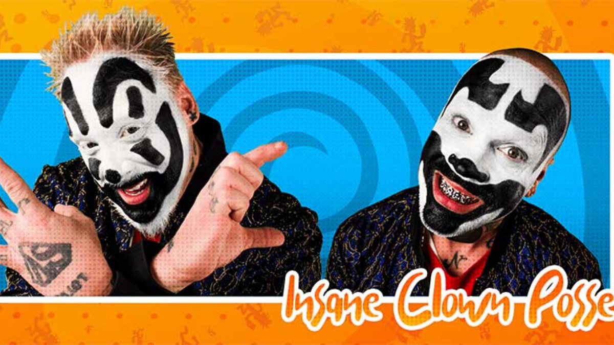Now's Your Chance to have Insane Clown Posse Tell Your Friends You Miss Them!