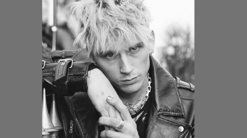 We've Got Love On Our Brain for This MGK Cover