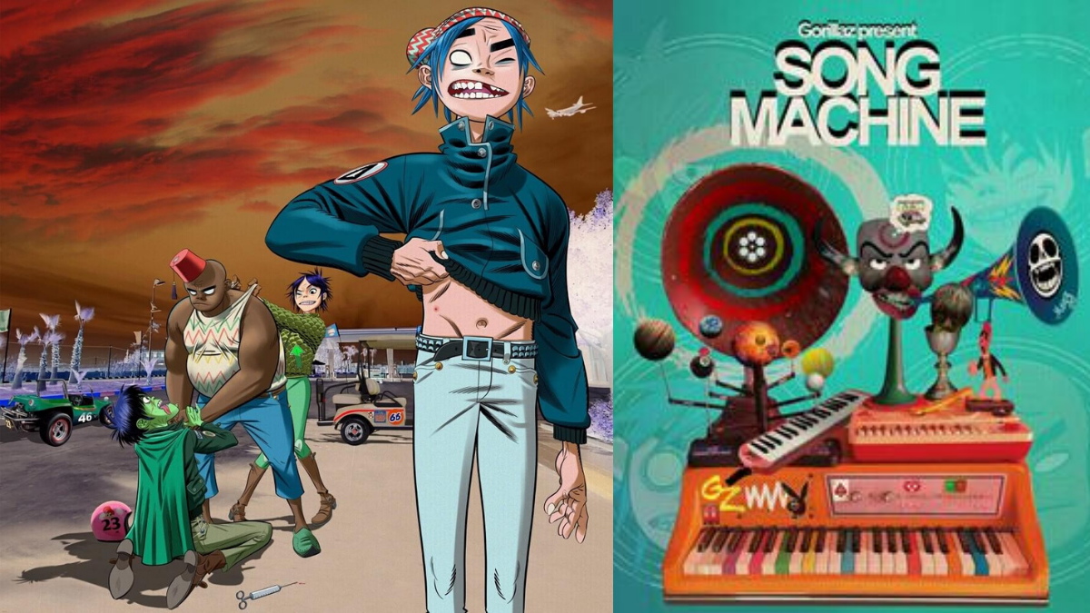 We're Diving Into Gorillaz Song Machine With Code Name 'Aries'