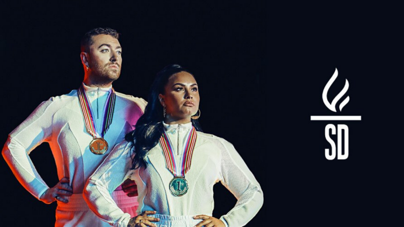 Demi Lovato And Sam Smith Go For The Gold In Their New Collab 'I'm Ready'