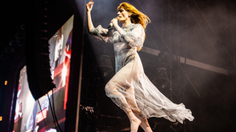 Florence + The Machine Bringing Us The 'Light of Love' During This Pandemic