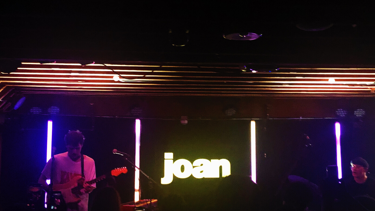 joan: The Promising Indie Pop Duo