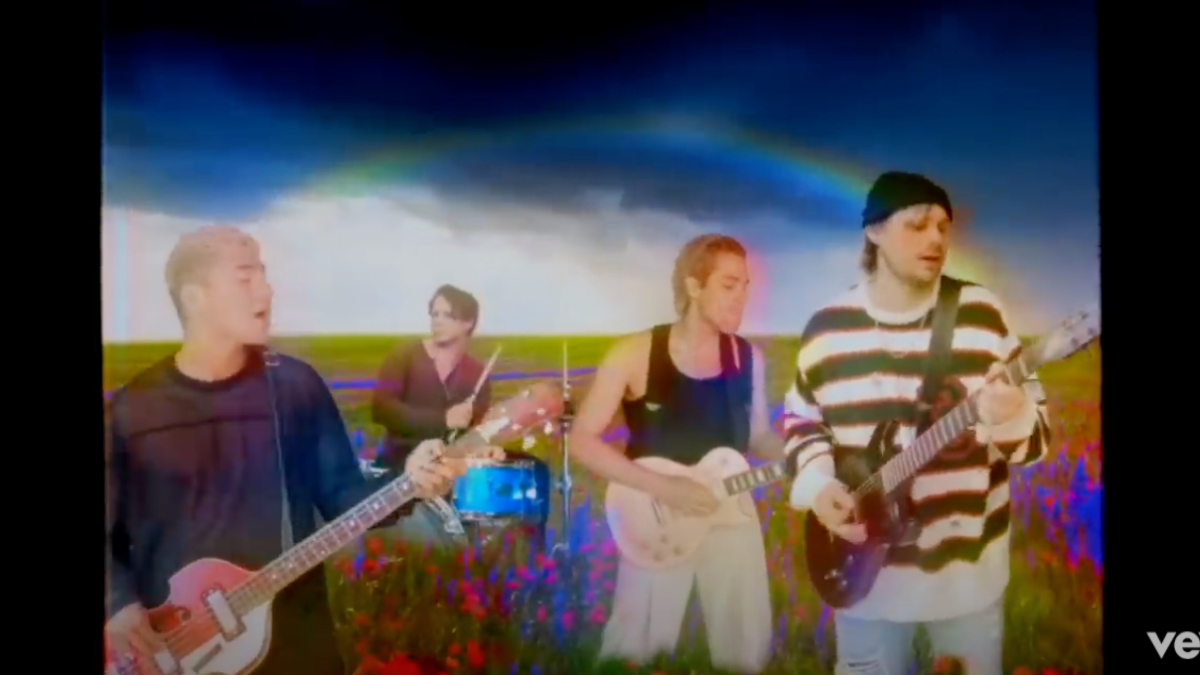 Go On a Psychedelic Journey with 5SOS's Wildflower Video