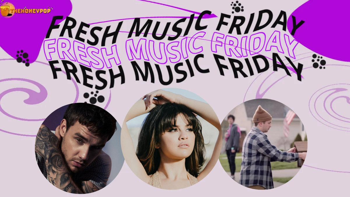Fresh Music Friday: Liam Payne,TØP, Selena Gomez & More!
