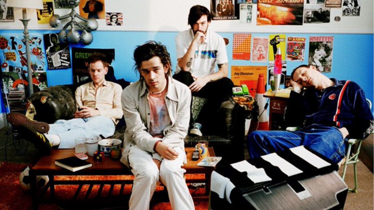 The 1975 Showcase Their Ever-Evolving Versitilaity With New Single Featuring Phoebe Bridges