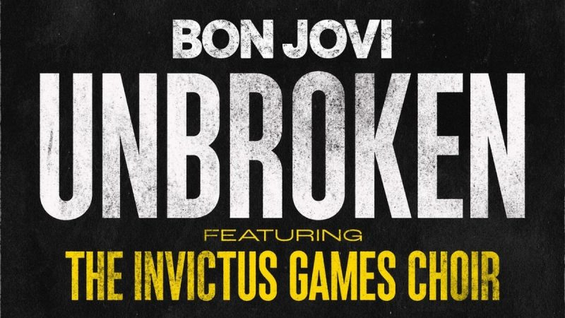 Bon Jovi Celebrates Invictus Games With Remix