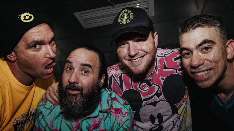 New Found Glory's Latest Single is Shaking Things Up