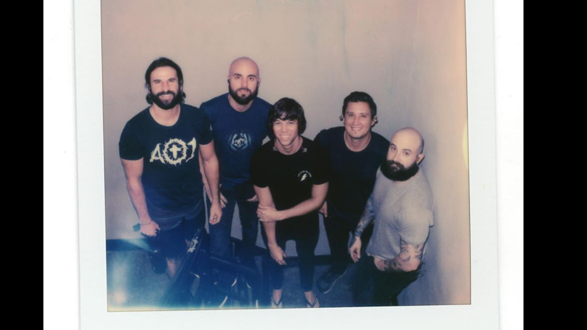 August Burns Red & Silverstein's Shane Told Cover NOFX'S 'Linoleum' To Cure Our Quarantine Blues