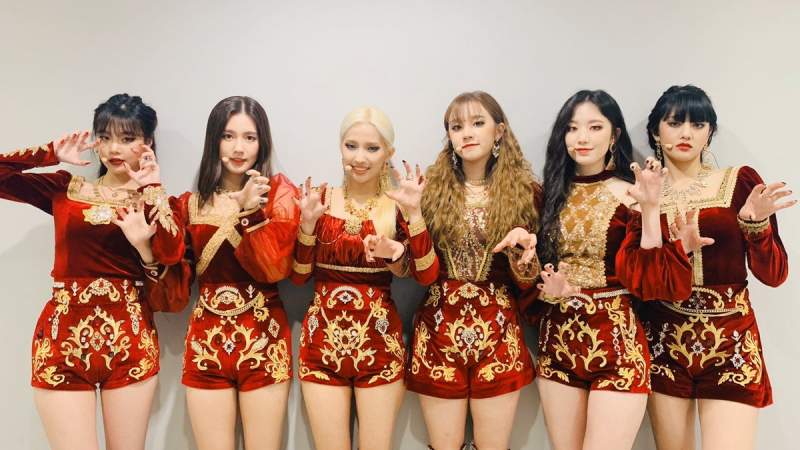 (G)-IDLE Debuts In The US With I TRUST!