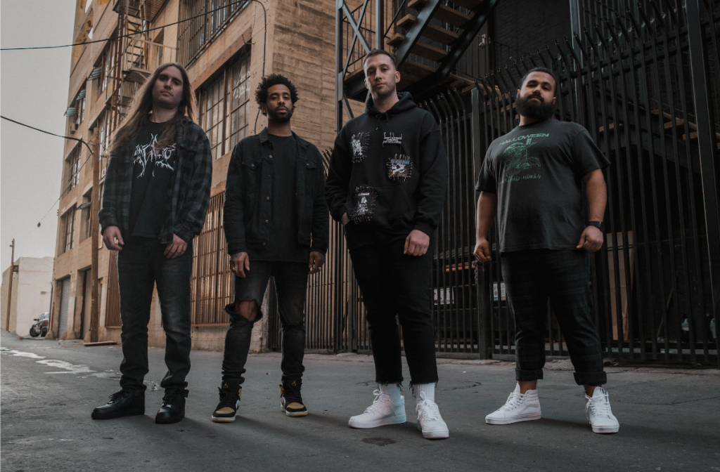 Volumes Band Promo Picture