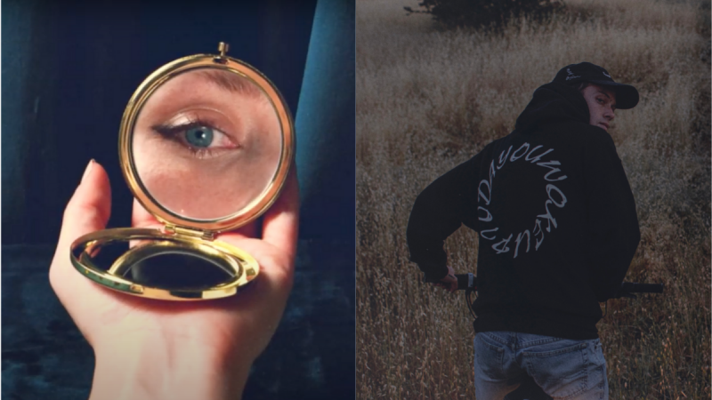 New Music Video and Merch from Harry Hudson
