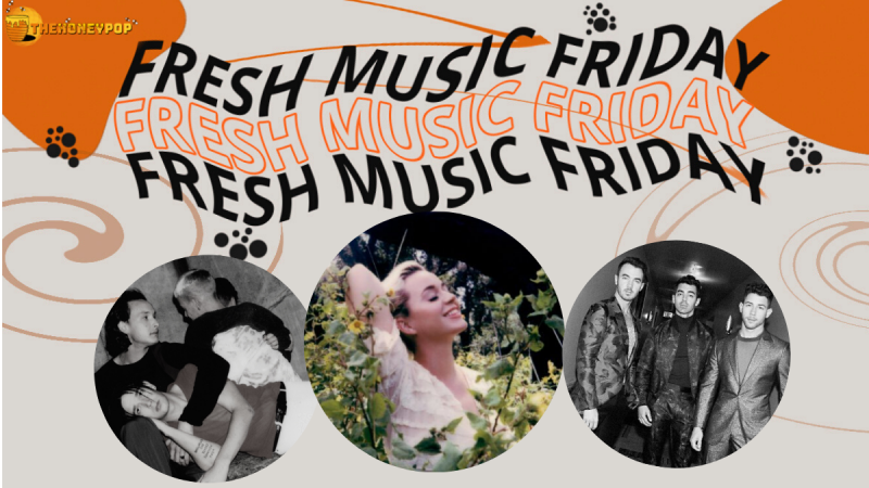 Fresh Music Friday: Jonas Brothers, Katy Perry, The 1975, and MORE!