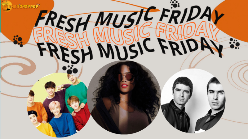 Fresh Music Friday: Oasis, NCT Dream, H.E.R and MORE!