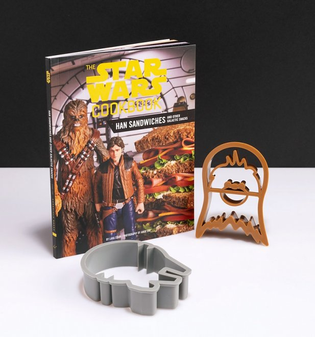 Star Wars Cookbook Han Sandwiches Truffle Shuffle