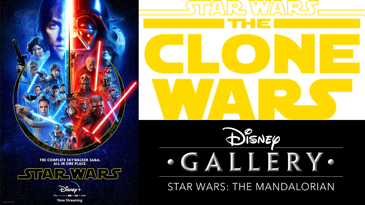The Force Is With You, Thanks To Star Wars On Disney+