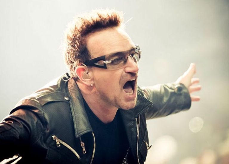 Bono birthday playlist