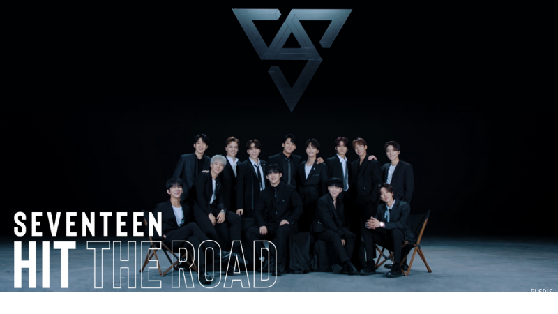 Seventeen's New Documentary: Hit The Road!