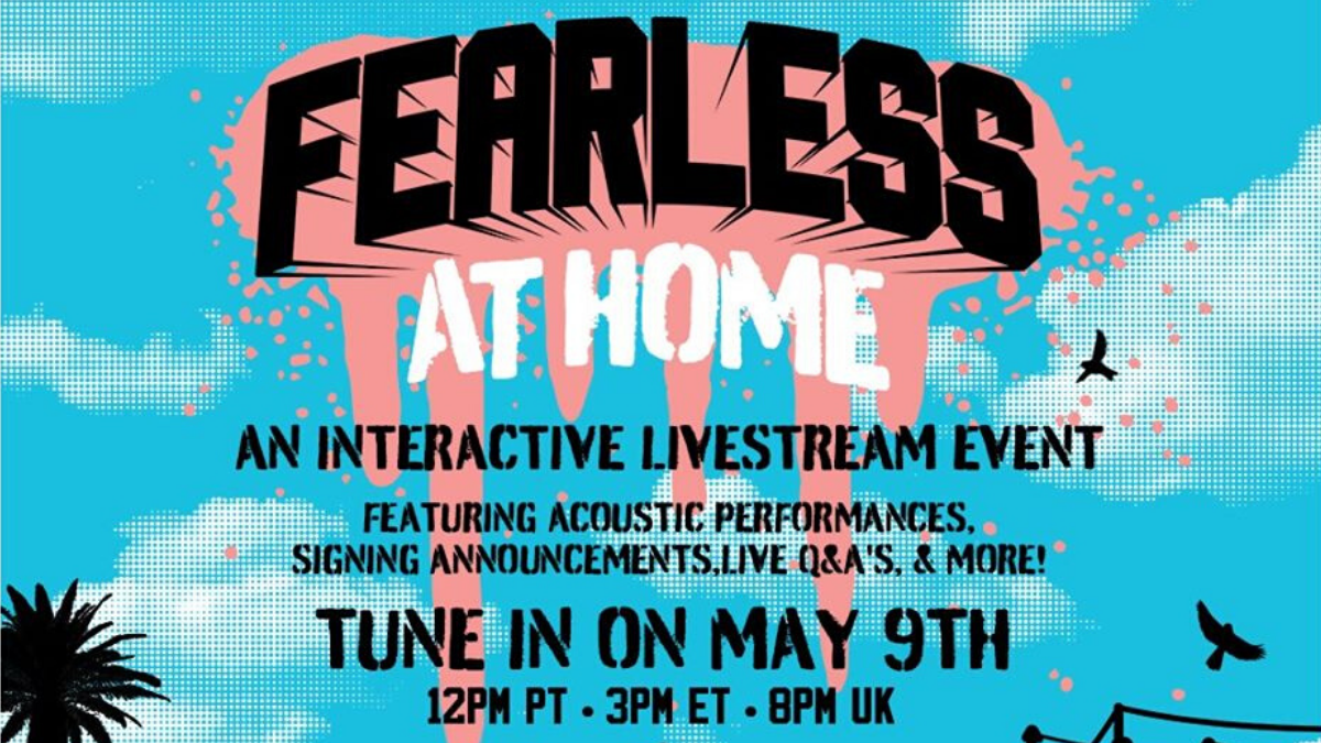 Fearless At Home Is Going To Be A Must Watch