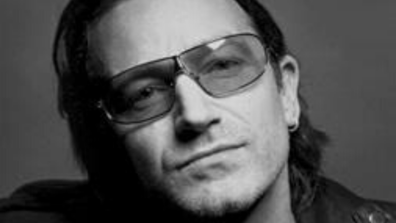 Bono Shared Playlist for His Birthday