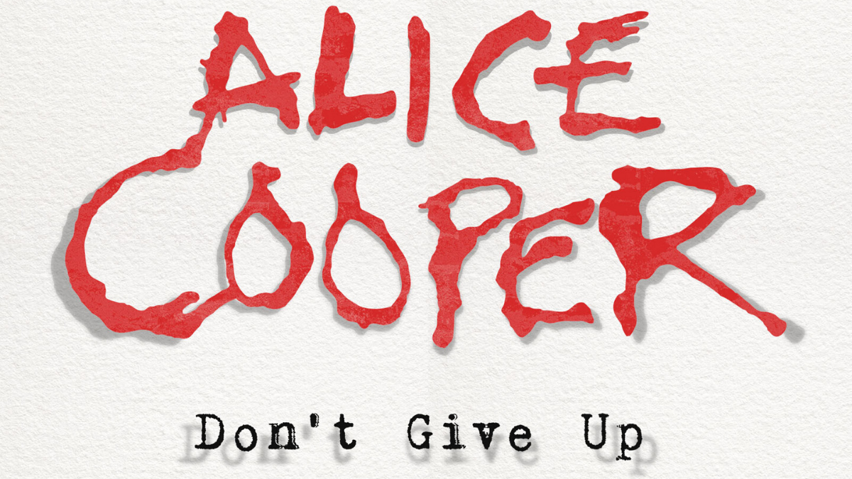 Alice Cooper Is Here To Motivate