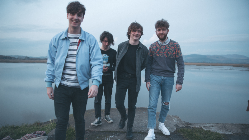 Irish Rockers, The Academic Release 'Anything Could Happen'