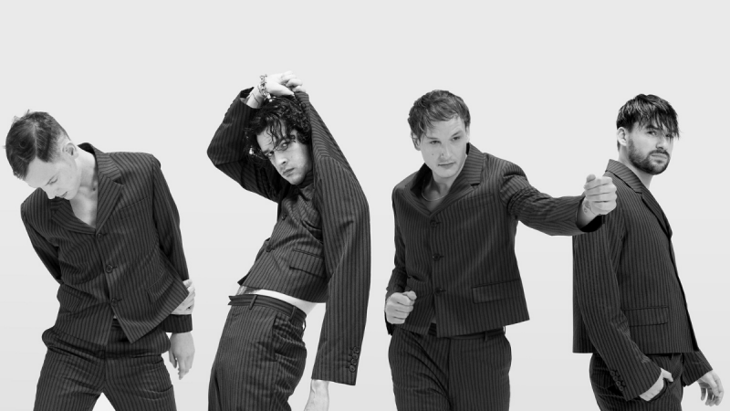 Indie-Pop Kings The 1975 Are Back with Tear-Jerker Track 'Guys'