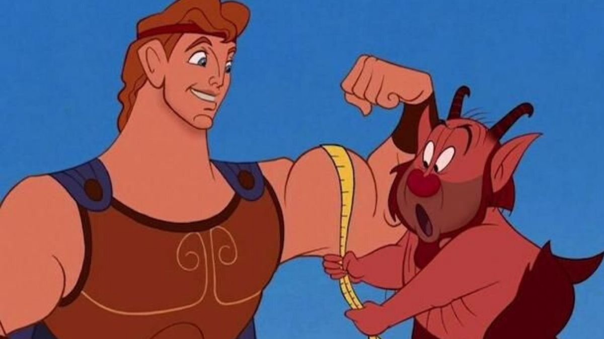 Here's THP's Dream Cast for Hercules Remake