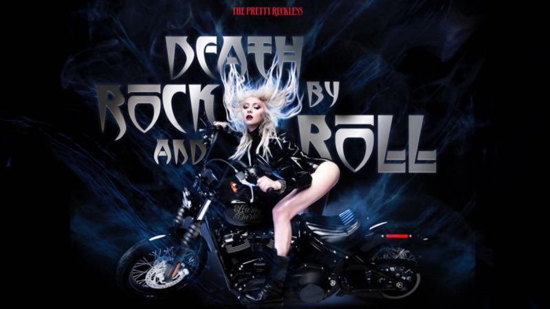 'Death By Rock N Roll?' The Pretty Reckless Has You Covered