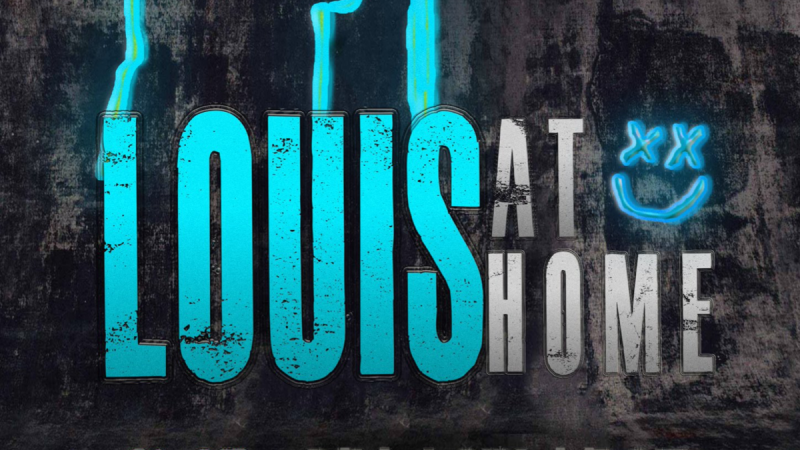 Louis Tomlinson In Our Living Room?! Yes, Please!