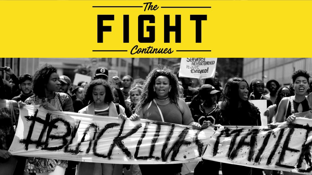 #BlackLivesMatter: Here's Ways You Can Get Involved In The Movement