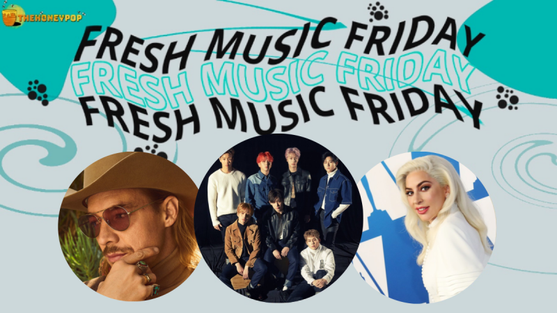 Fresh Music Friday: Lady Gaga, Monsta X, Ne-Yo, and MORE!