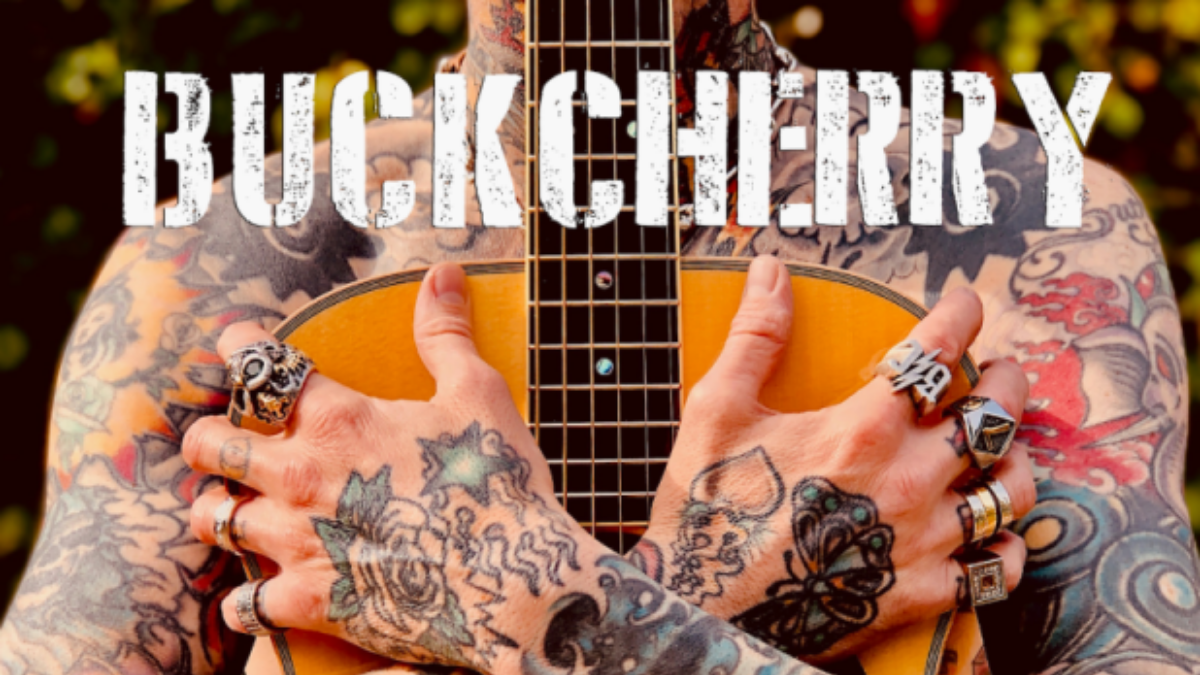 Buckcherry Finally Legal: Celebrating 21 Years In Style