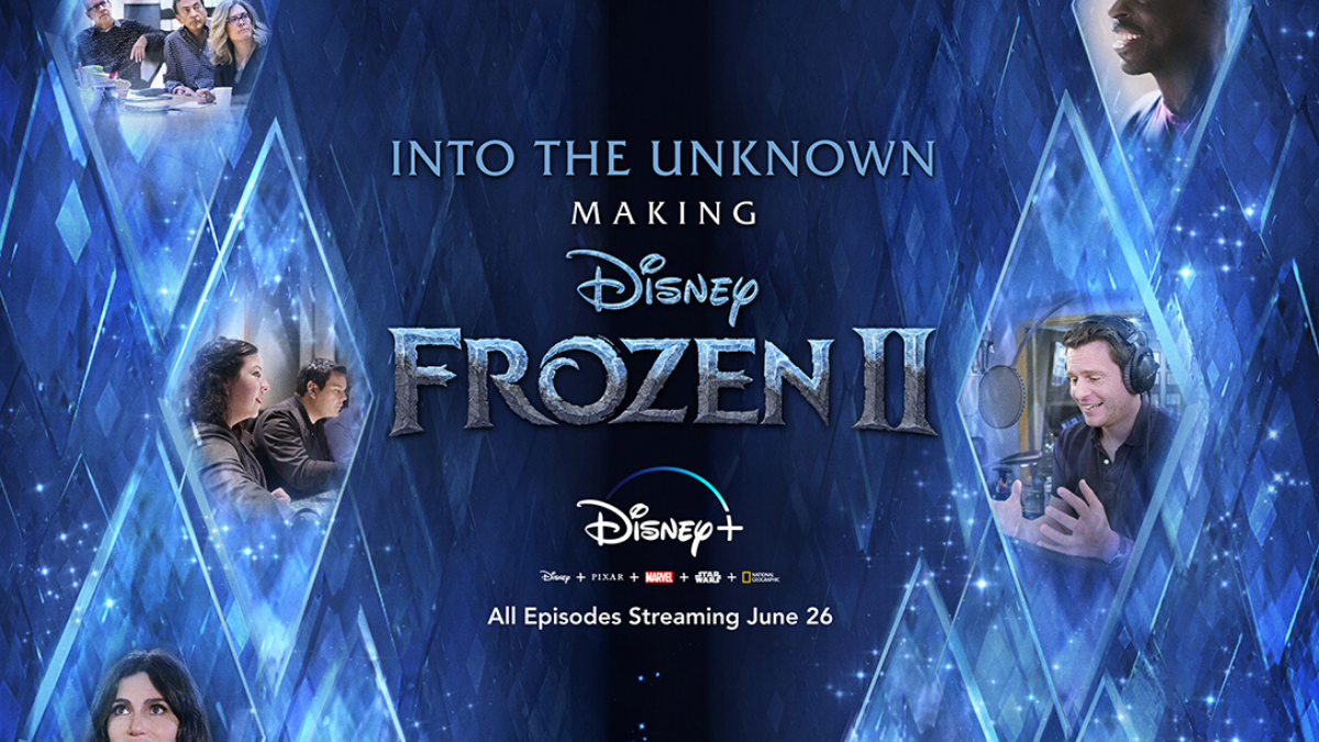 Dive 'Into The Unknown' with Disney+'s New Frozen II Docuseries!