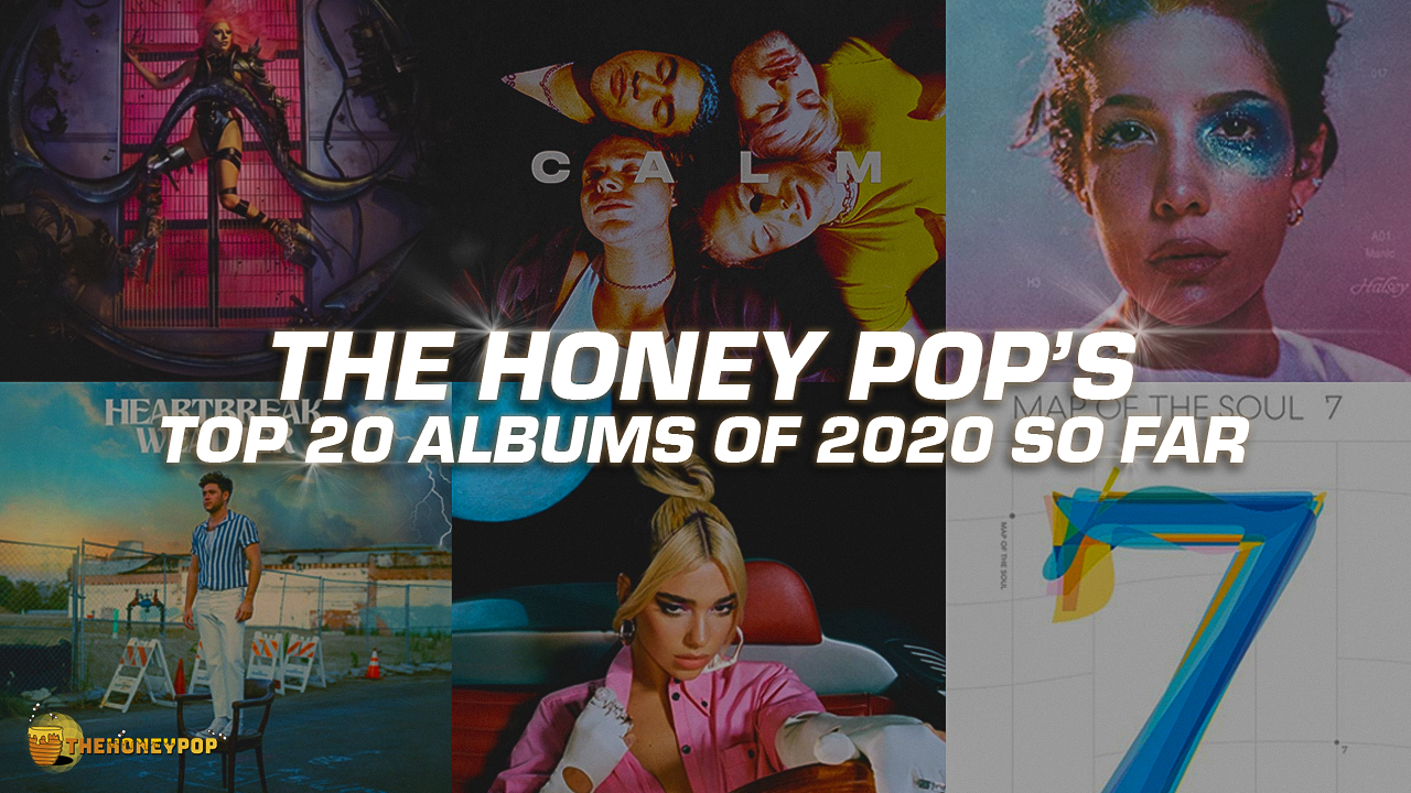 The Perfect Listening Material! Here's The Honey POP's Top 20 Albums of 2020 So Far…
