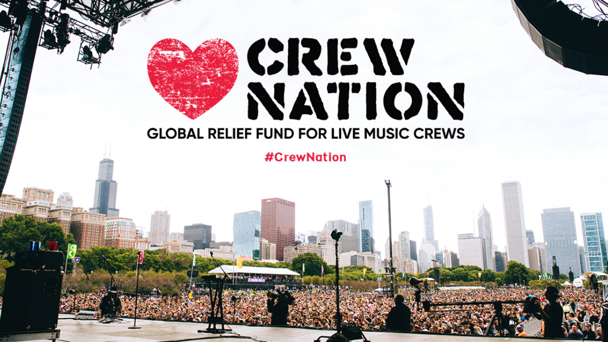 Here's Who Has Been Supporting Crew Nation