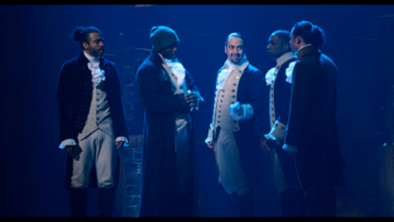 Disney+ Is Proud To Present Hamilton … The Trailer