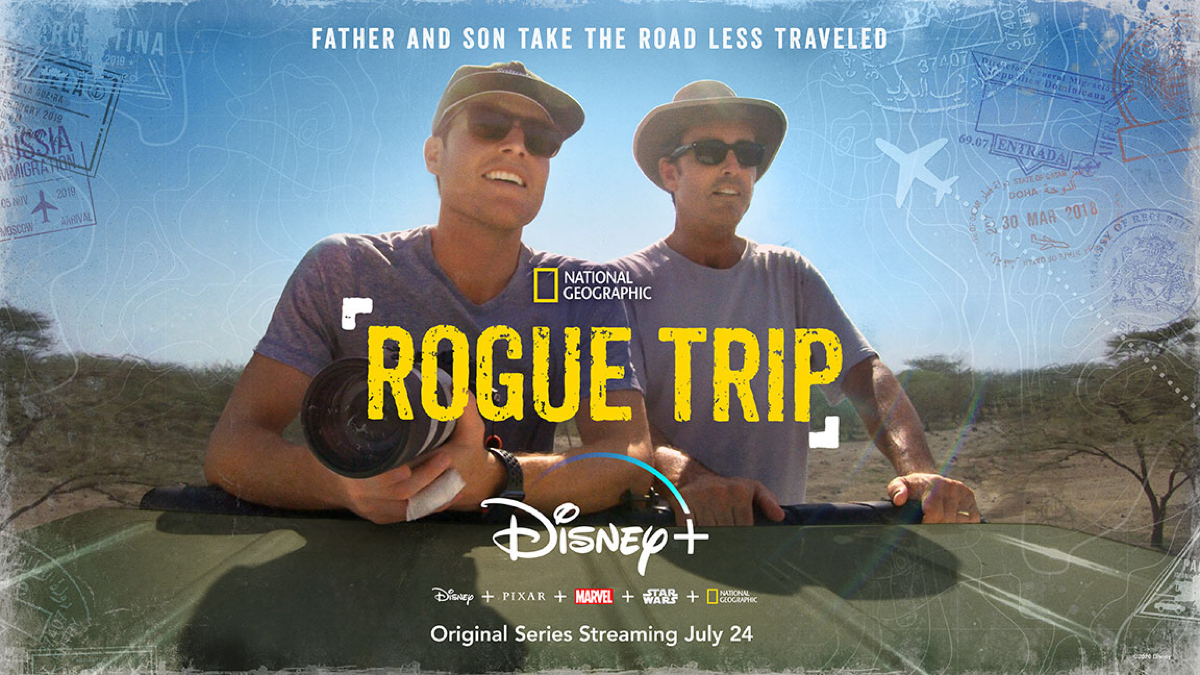 We're Traveling Around The Globe With Disney+ In 3… 2… 1…