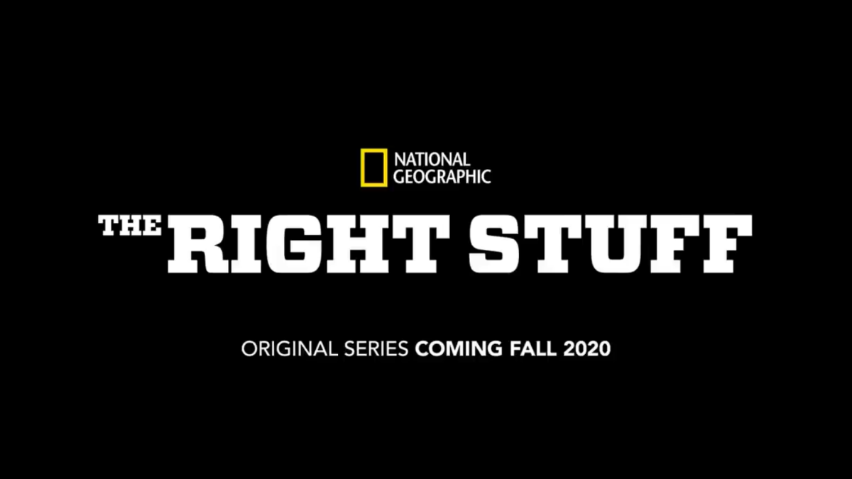 'The Right Stuff' From Disney+ Right When We Need It