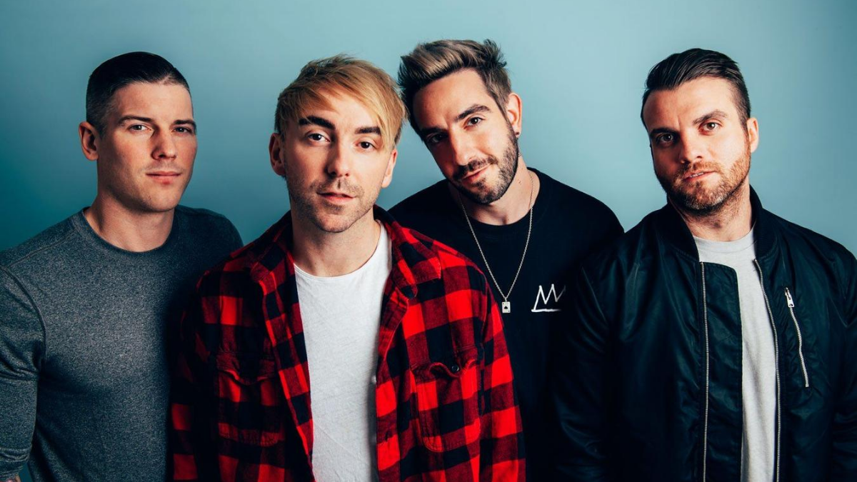 All Time Low Is Making Some Basement Noise For Us