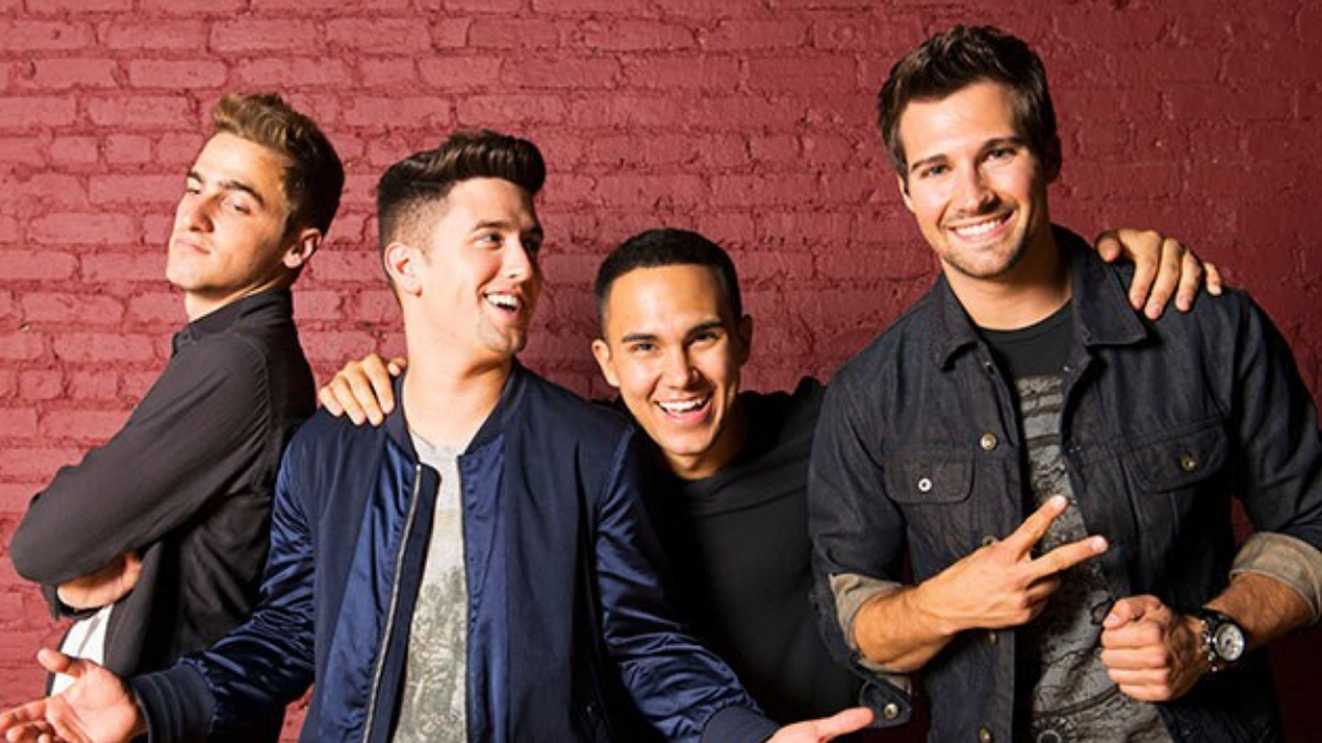 We Have Big Time Love For This Big Time Rush Reunion