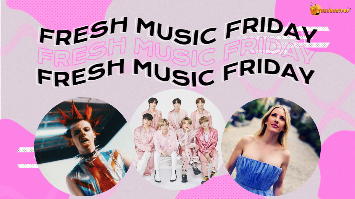 Fresh Music Friday: BTS, Ellie Goulding, Yungblud and MORE!