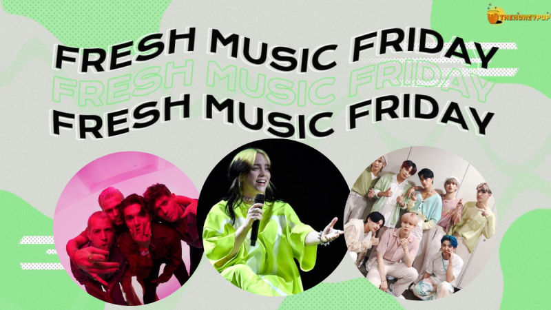 Fresh Music Friday: The Vamps, Billie Eilish, ATEEZ, and MORE!